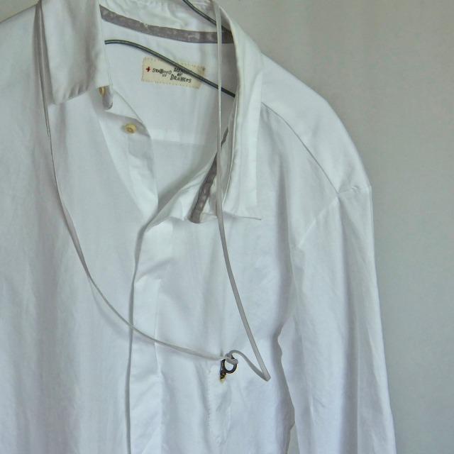 ポールハーデンにも似合うかな Key Hol(p)e Shirt -1