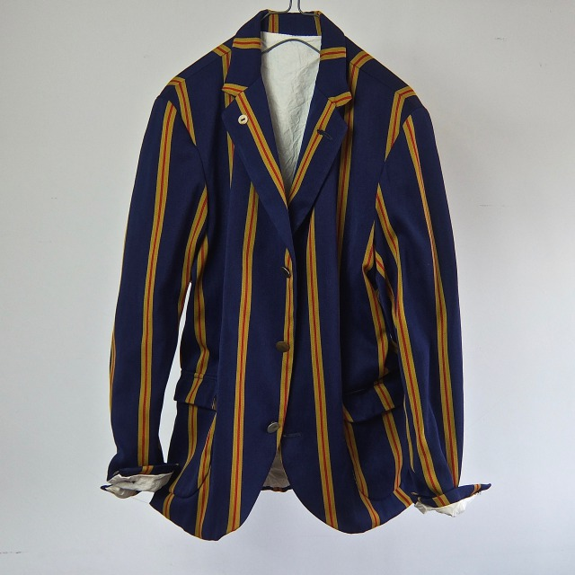 1930-1940 Vintage  King's College  Boating Blazer