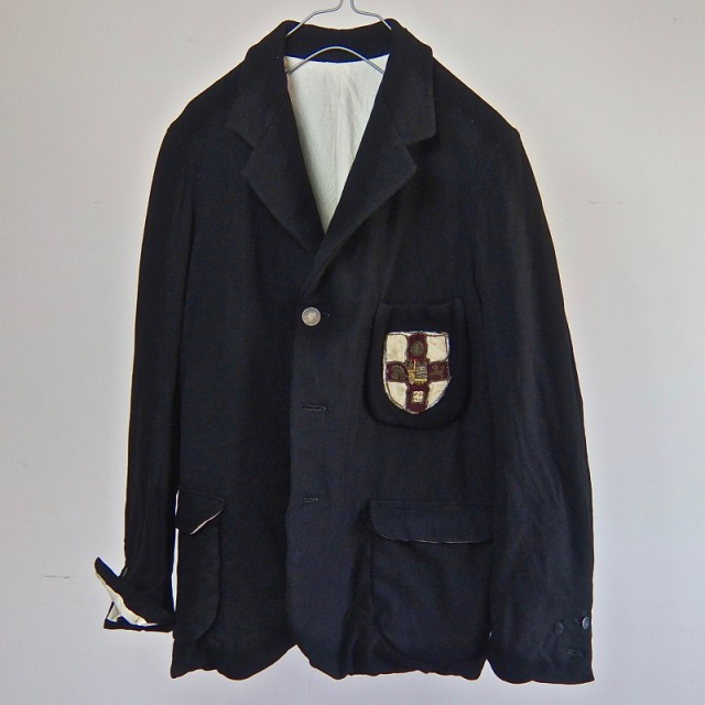 1930-1940 Vintage University Of BRISTOL Boating Blazer