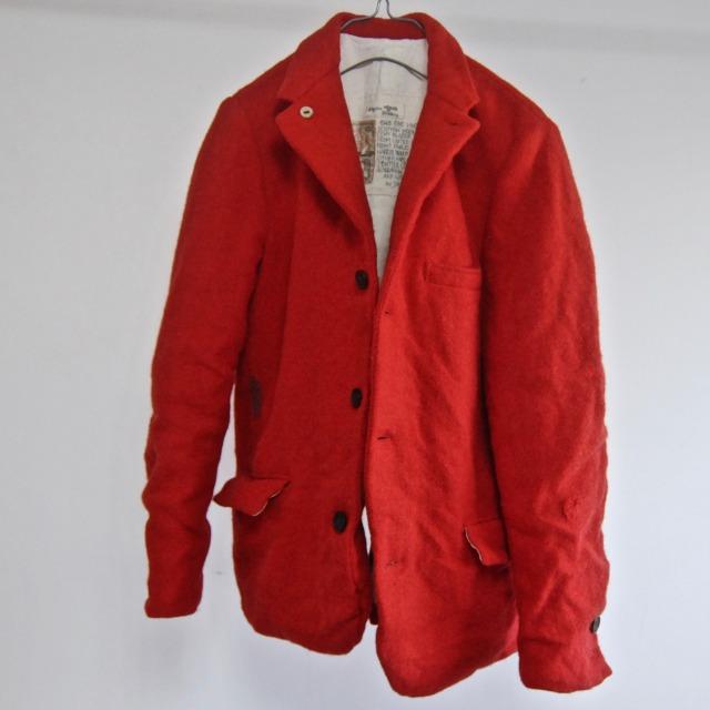 1940-1950 Vintage  Scottish Harris Tweed  Jacket