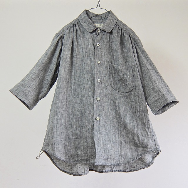 Belgian Linen Over Shirt