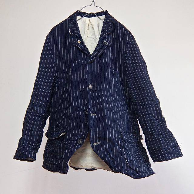 1950's Vintage British Style  Linen  Sport Jacket