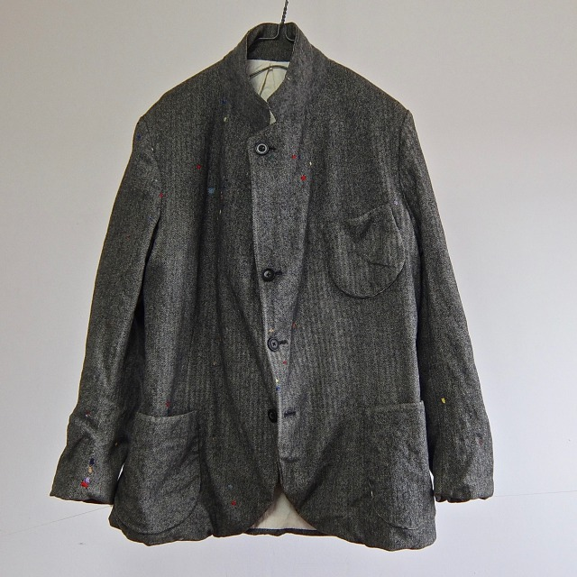 VintageLot of Darned French HerringboneJacket