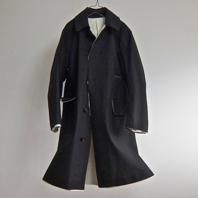 Vintage British Railways  Rain Mac by DEL-GUERRA Co.