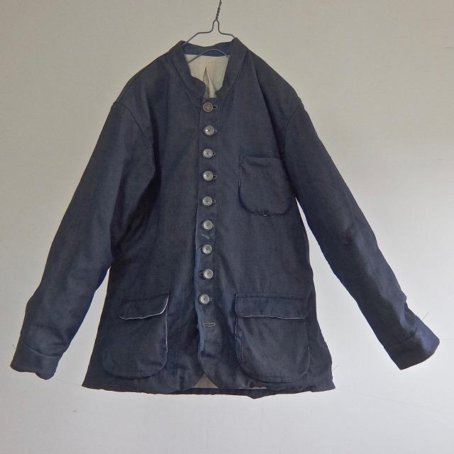 Vintage   French Chore Work Worker r TERGAL/COTTON JEAN Jacket