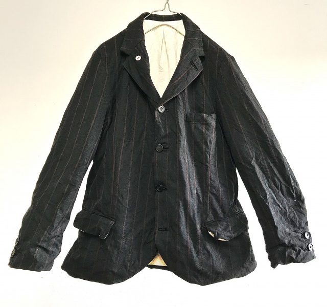 "Vintage British Style Striped Jacket Tailored by ""HECTOR POWE"""