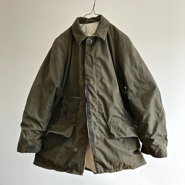 "Vintage ""Dumont d'Urville"" Old French Style Hunting Jacket"