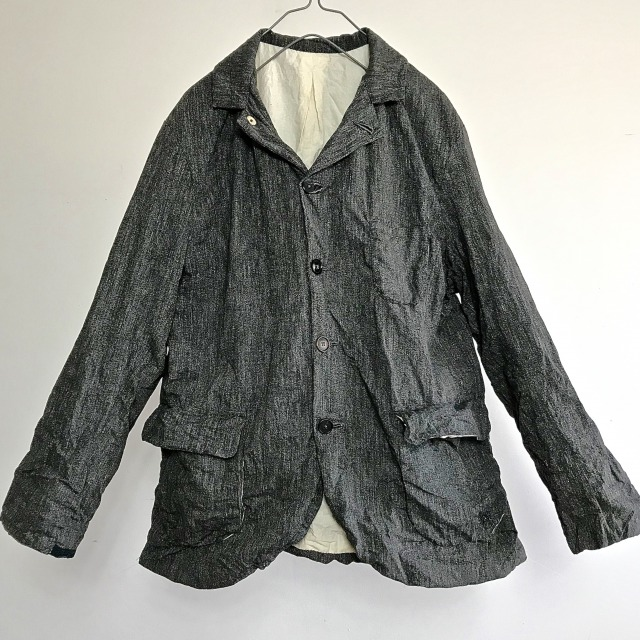 "Vintage French ""GRIS de Travail"" Jacket"