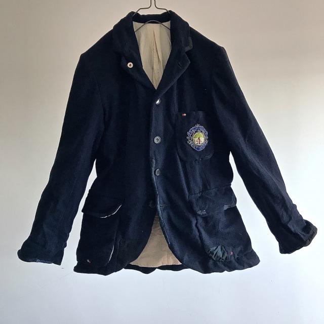 "Vintage  ""DALMAHOY"" Club Blazer Jacket by""STEWART CHRISTIE & Co."""