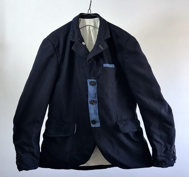 Vintage CASHMERE/MOHAIR  Tropical French Tailor-made Jacket