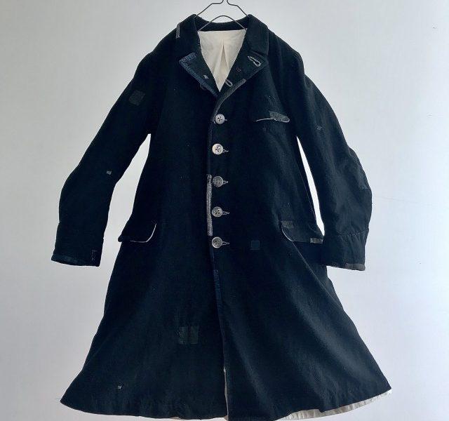 """Antique  """"Charrette"""" Coachmans Taiior-made Coat"""