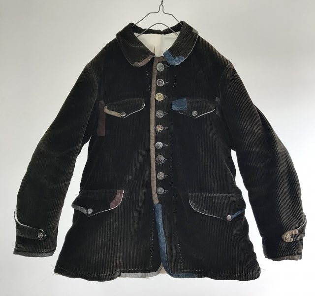 "Vintage  ""Velours d'Amiens""   French Tailor-made Hunting Jacket"