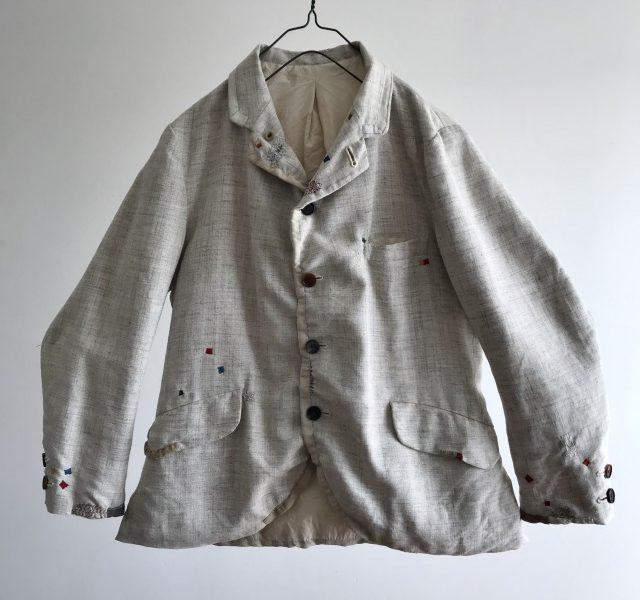Vintage True Pure Irish Linen Blended Linen British Blazer
